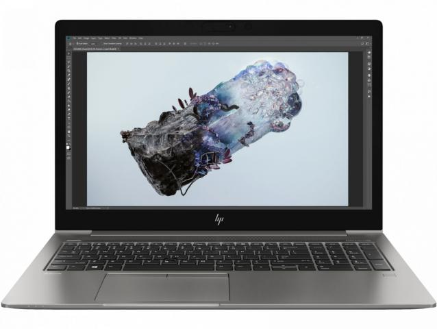 HP ZBook 15u G6 Mobile Workstation Silver (Renew)