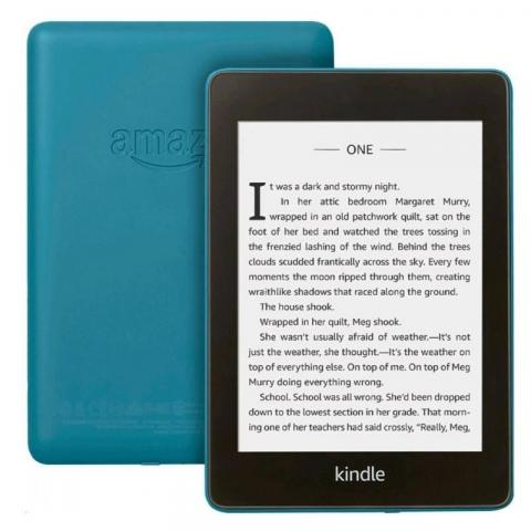 "Amazon Kindle Paperwhite 4 6"" E-book olvasó 32GB Blue Waterproof"