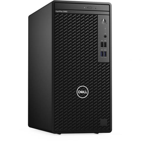 Dell Optiplex 3080MT Black