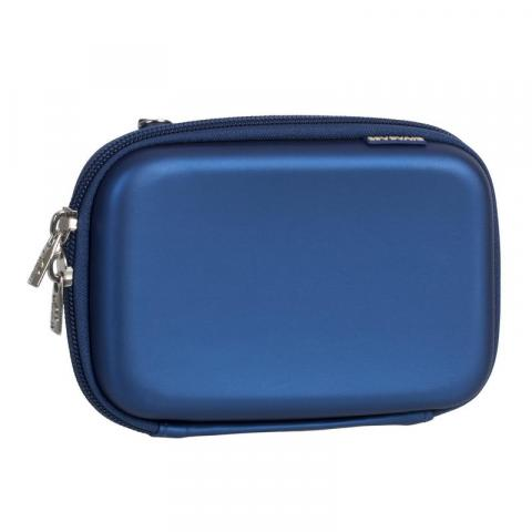 RivaCase 9101 Davos (PU) HDD Case light Blue