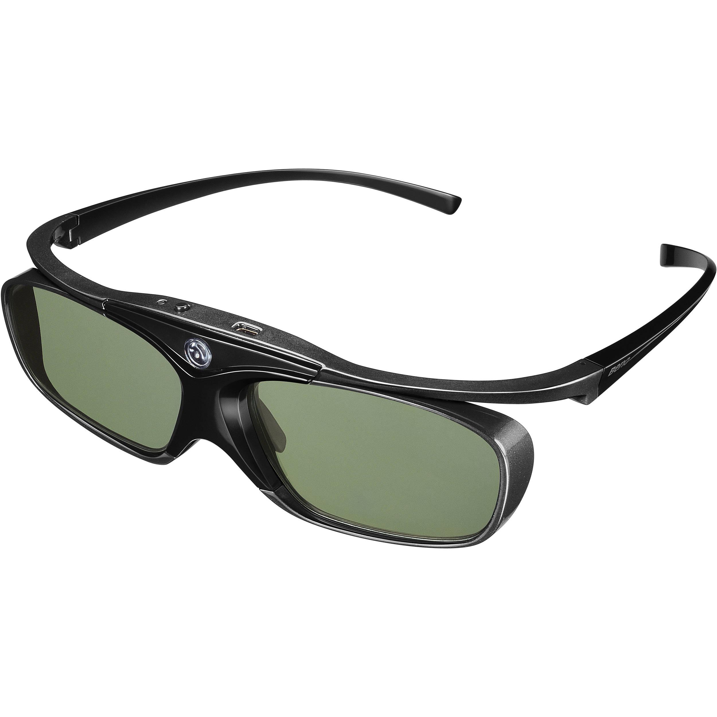 Benq 3D szemüveg (DLP-link) 3D projektorokhoz (3D Glasses D5) 5J.J9H25.001