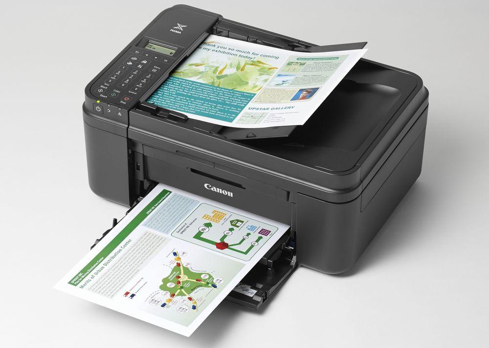Canon MX495 PIXMA wireless tintasugaras nyomtató/másoló/síkágyas scanner/fax Black 0013C009AA / 0013C006AA