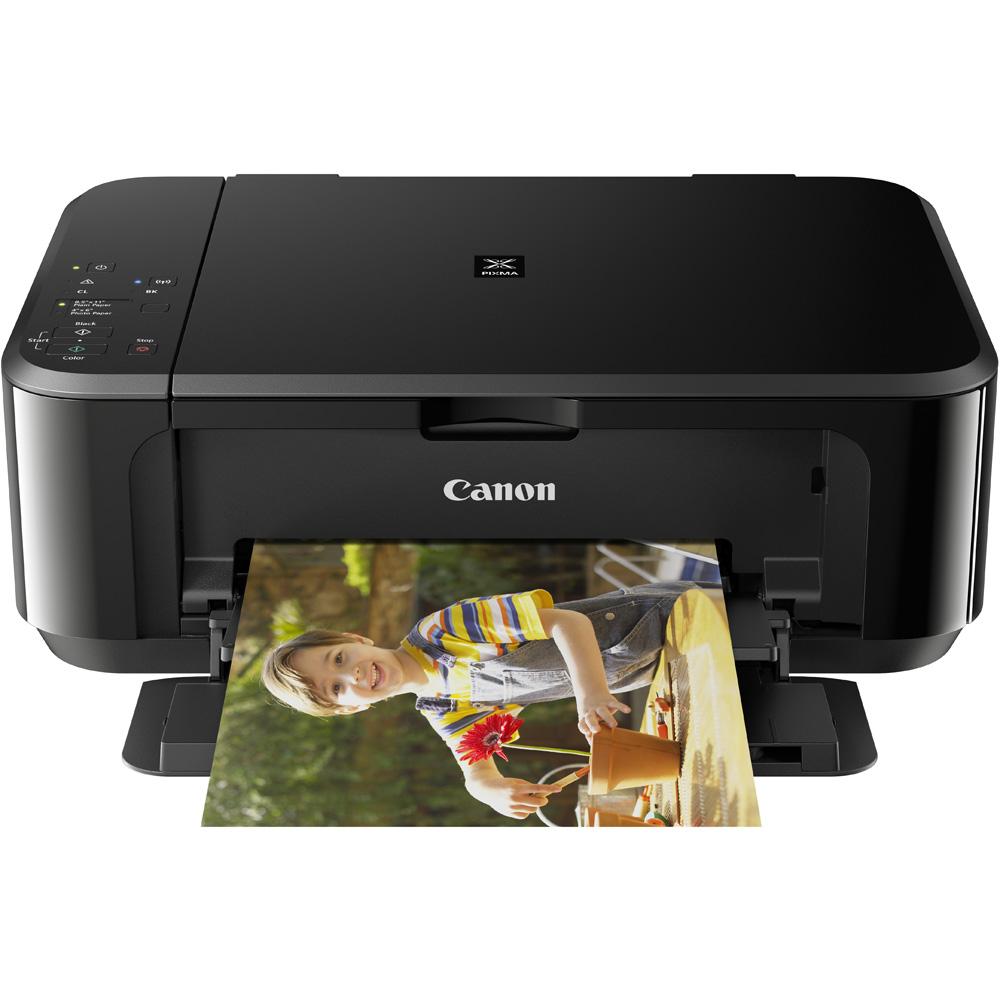 Canon MG3650 PIXMA wireless tintasugaras nyomtató/másoló/síkágyas scanner Black 0515C006AA