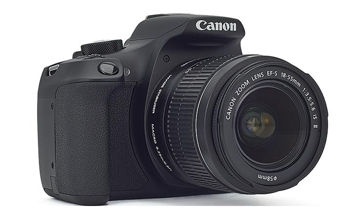 Canon EOS 1300D + 18-55 IS Kit Black 1160C025AA