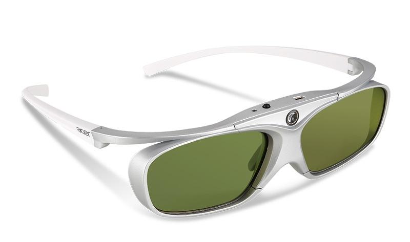 Acer E4w DLP 3D szemüveg Silver MC.JFZ11.00B