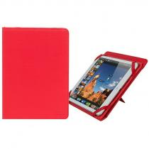 "RivaCase 3217 Gatwick kick-stand tablet folio 10,1"" Red"
