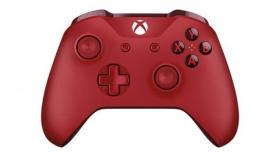 Microsoft Xbox One Wireless Controller Eddy Red