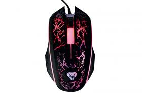 Media-Tech MT1117 Cobra Pro X-Light Gamer Black