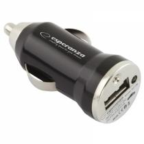 Esperanza USB Car Charger (1A)