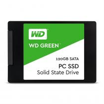 "Western Digital 120GB 2,5"" SATA3 Green Series WDS120G2G0A"