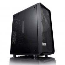 Fractal Design Meshify C Tempered Glass Black