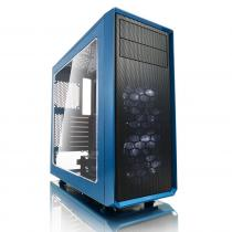 Fractal Design Focus G Window Petrol Blue