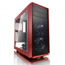 Fractal Design Focus G Window Mystic Red