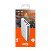 ACME PB16S 15000mAh PowerBank Silver