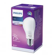 Philips LEDCLassic bulb 8.5-75W A60 E27 840 FR ND