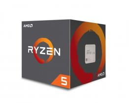 AMD Ryzen 5 2600X 3,6GHz AM4 BOX
