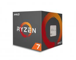 AMD Ryzen 7 2700X 3,7GHz AM4 BOX