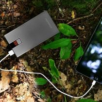 AXAGON PWB-L10 Power Bank 10000mAh Silver