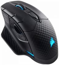 Corsair Dark Core RGB SE Performance Wired/Wireless Gaming Mouse with Qi Wireless Charging Black