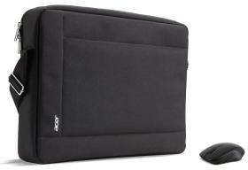 "Acer Notebook táska 15,6"" Black + mouse Starter Kit"