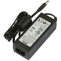 Mikrotik 24HPOW 24V 1,6A Power Supply adapter Black
