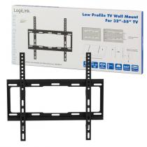 "Logilink BP0011 TV wall mount fix 32–55"" max 40kg"