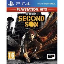 Sony PS4 inFamous Second Son HITS
