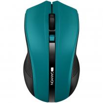 Canyon CNE-CMSW05G wireless mouse Green/Black