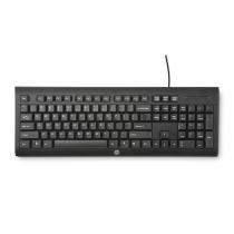 HP K1500 keyboard Black UK