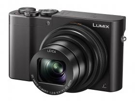 Panasonic DMC-TZ100EPK Black