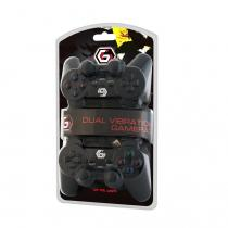 Gembird JPD-UDV2-01 USB Gamepad Black