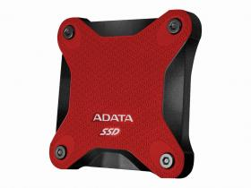A-Data 480GB USB3.1 SD600Q Red