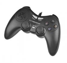 Esperanza Fighter USB gamepad Black PC