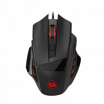 Redragon Phaser Wired gaming mouse Black