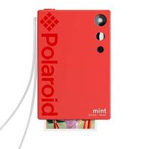 Polaroid Mint Instant Digital Camera & Printer Red