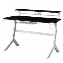 Trust LC-GD-1W Gaming Desk Black/White