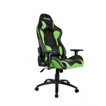 Stansson  UCE504BE Gaming Chair Black/Green