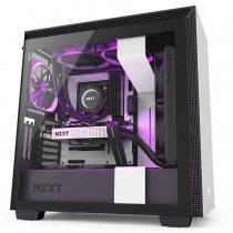 NZXT H710i Tempered Glass Matte White
