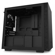 NZXT H210 Tempered Glass Matte Black