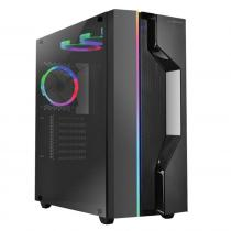 Rampage Alpha-X Window 600W Black