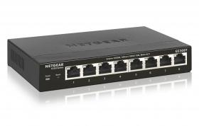 Netgear GS308T-100PES 8-Port Gigabit Ethernet Smart Managed Pro Switch