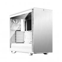 Fractal Design Define 7 Clear Tempered Glass White