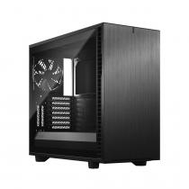 Fractal Design Define 7 Light Tempered Glass Black