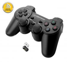 Esperanza Gladiator Wireless Gamepad Black