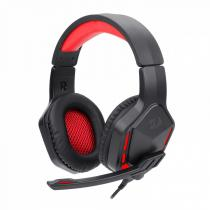 Redragon Themis Gaming Headset Black/Red