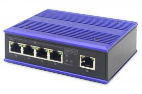 Digitus Industrial 5-Port Gigabit Switch