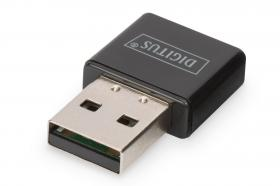 Digitus Wireless 300N USB 2.0 adapter, 300Mbps