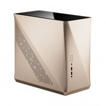 Fractal Design Era ITX Window Gold