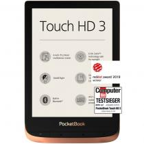 "PocketBook Touch HD 3 6"" E-book olvasó 16 GB Cooper"
