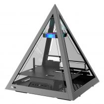 AZZA Pyramid 804 Tempered Glass Silver